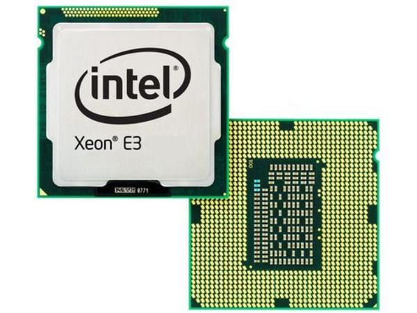 Intel Xeon E3-1225 - 3.1 GHz - 4 Kerne - 4 Threads - 6 MB Cache-Speicher - LGA1155 Socket