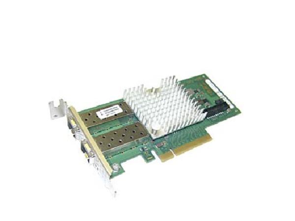 Fujitsu - Netzwerkadapter - PCIe x8 - 10 GigE - 2 Anschlüsse - für PRIMERGY CX2550 M1, RX2510 M2, RX2530 M2, RX2540 M2, RX4770 M3, RX600 S6, TX2560 M2