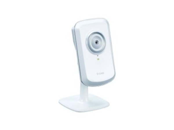 D-Link DCS 930L mydlink-enabled Wireless N Home Network Camera - Netzwerk-Überwachungskamera - Farbe - 640 x 480 - Audio - drahtlos