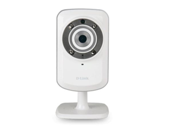 D-Link DCS 932L mydlink-enabled Wireless N IR Home Network Camera - Netzwerk-Überwachungskamera - Farbe (Tag&Nacht) - 640 x 480 - Audio - drahtlos