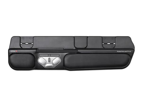 Contour V14 RollerMouse Pro2 Mausfreies Eingabegerät schwarz