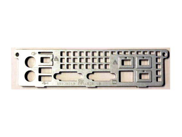 Supermicro - System-E/A-Abdeckplatte - für Supermicro SC813MS, SC813MT, SC813TQ; SC113; SC512; SC811; SC813; SC815