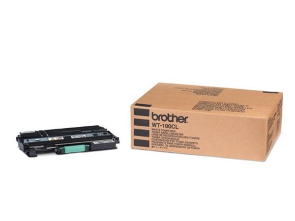 Brother Toner- Abfallbehälter WT-100CL für ca. 20.000 Seiten