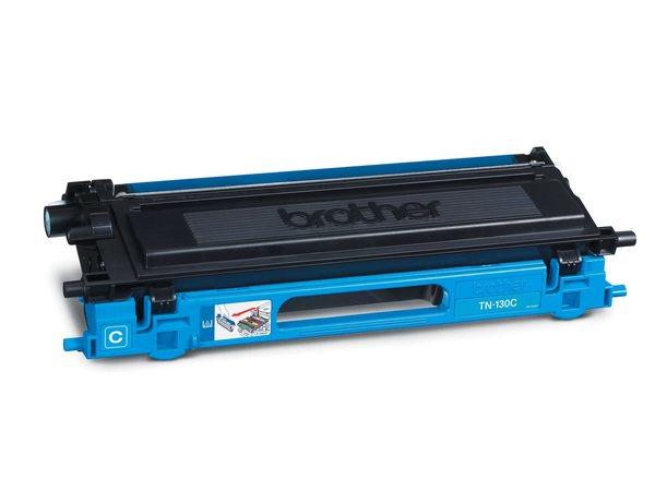 Brother TN130C - Cyan - Original - Tonerpatrone - für Brother DCP-9040, DCP-9045, MFC-9440, MFC-9450, MFC-9840; HL-4040, 4050, 4070