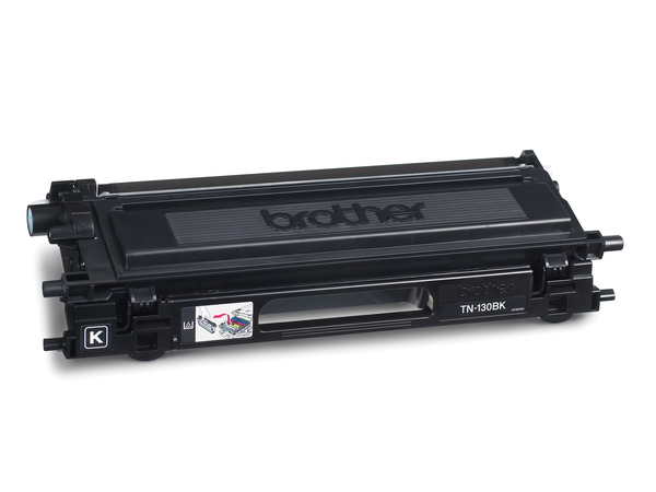 Brother TN130BK - Schwarz - Original - Tonerpatrone - für Brother DCP-9040, DCP-9045, MFC-9440, MFC-9450, MFC-9840; HL-4040, 4050, 4070