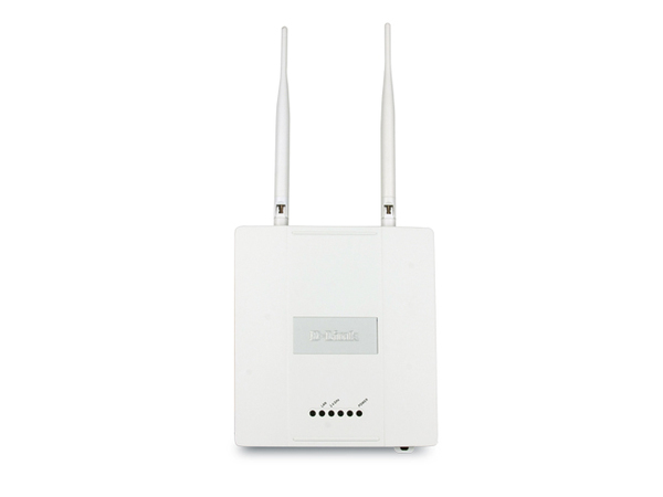 D-Link AirPremier N PoE Access Point with Plenum-rated Chassis DAP-2360 - Drahtlose Basisstation - 802.11b/g/n - 2.4 GHz