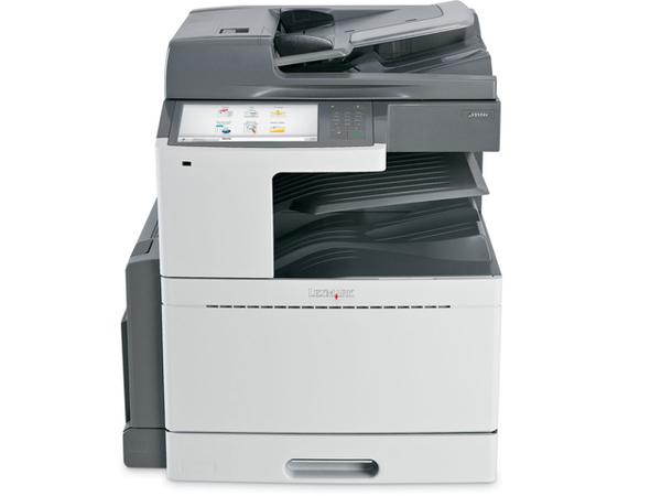 Lexmark X950DE - Multifunktionsdrucker - Farbe - LED - Ledger (279 x 432 mm) (Original) - Ledger (Medien)