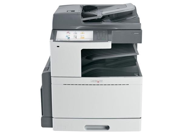 Lexmark X952DE - Multifunktionsdrucker - Farbe - LED - Ledger (279 x 432 mm) (Original) - Ledger (Medien)