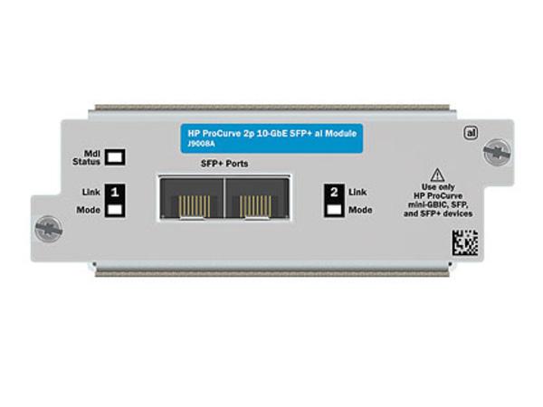 Modul / 2p 10-GbE SFP+ A5500/E4800/E4500 Mod