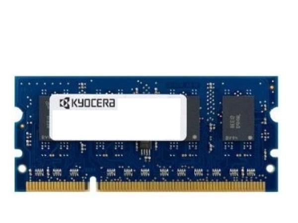 Kyocera - Memory (1 GB aktiv) - für FS-2000, 3900, 4000, 6950, C5015, C5025, C5030, C8100, C8600, C8650