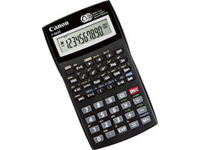 F-502G BLACK DBL EXP CALCULATO