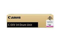 Canon C-EXV 34 - 1 - Magenta - Trommel-Kit - für imageRUNNER ADVANCE C2020i, C2020L, C2025i, C2030i, C2030L, C2220i, C2220L, C2225i, C2230i