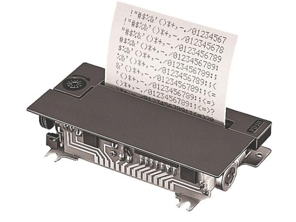 Epson Epson M-180: 57.5mm, 5V, Epson, Matrixdrucker, Schwarz, 100 g