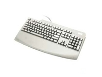Lenovo Preferred Pro - Tastatur - USB - Deutsch - Pearl White - Einzelhandel