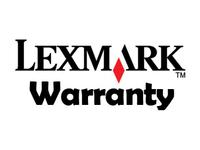 Lexmark On-Site Repair - Serviceerweiterung - Arbeitszeit und Ersatzteile - 1 Jahr (2. Jahr) - Vor-Ort - für Lexmark MX810