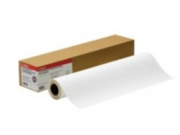 Océ Universal IJM538 - Acrylatpolymer, mikroporöses Vinyl - matt - permanent selbstklebend - 278 Mikrometer - weiß