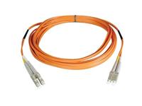 Fujitsu - Netzwerkkabel - LC Multi-Mode bis LC Multi-Mode - 5 m - Glasfaser - OM3