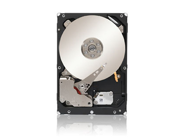 Fujitsu Business Critical - Festplatte - 4 TB - Hot-Swap - 3.5
