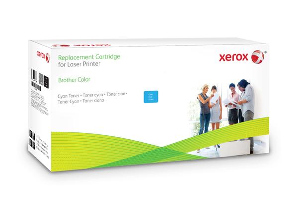 Xerox Brother HL-4570/4570CDW/4570CDWT - Cyan - Tonerpatrone (Alternative zu: Brother TN328C) - für Brother DCP-9270CDN, HL-4570CDW, HL-4570CDWT, MFC-9970CDW