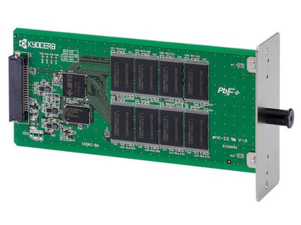Kyocera HD-7 - Solid-State-Disk - 128 GB - intern - für ECOSYS M3040, M3540, M3550, M3560, M6026, M8124, M8130, P6021, P6026, P6030, P7035