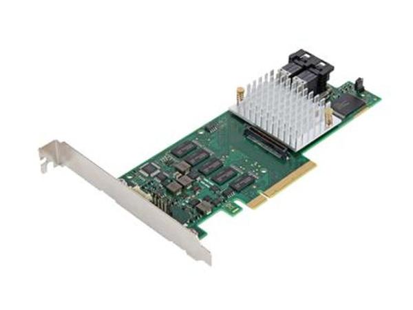Fujitsu - Speicher-Controller - 8 Sender/Kanal - SATA 6Gb/s / SAS 12Gb/s - 1.5 GBps - RAID 0, 1, 5, 6, 10, 50, 60