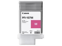Canon PFI-107 M - 130 ml - Magenta - Original - Tintenbehälter - für imagePROGRAF iPF670, iPF680, iPF685, iPF770, iPF780, iPF785