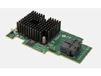 Intel Integrated RAID Module RMS3JC080 - Speichercontroller (RAID) - 8 Sender/Kanal - SATA 6Gb/s / SAS 12Gb/s - 12 GBps - RAID 0, 1, 10, JBOD, 1E