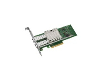 Intel X520-DA2 - Netzwerkadapter - PCIe 2.0 x8 Low-Profile - 10 Gigabit SFP+ x 2 - für ThinkServer RD340; RD350; RD440; RD450; RD540; RD550; RD640; RD650; TD340; TD350