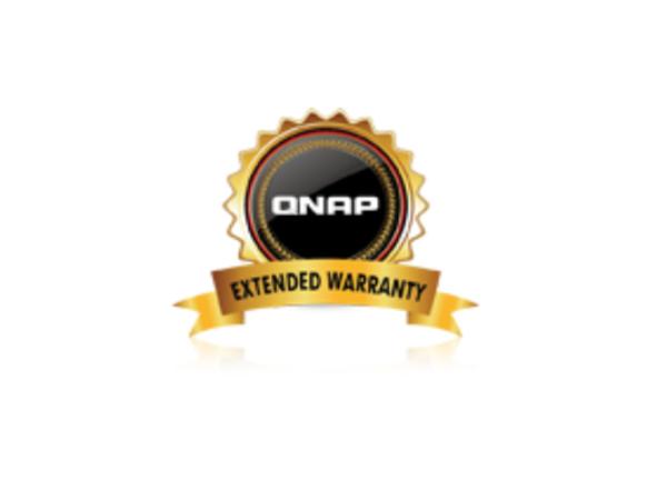 QNAP Extended Warranty - Serviceerweiterung - Arbeitszeit und Ersatzteile - 3 Jahre - Bring-In - Reparaturzeit: 7 Arbeitstage