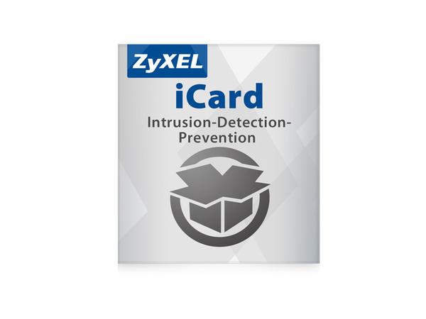Zyxel E-iCard IDP - Aktualisierung der Angriffssignaturen - Abonnement - 2 Jahre - für Zyxel USG310; ZyWALL 310