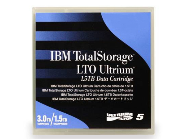 Lenovo - 5 x LTO Ultrium 5 - 1.5 TB / 3 TB