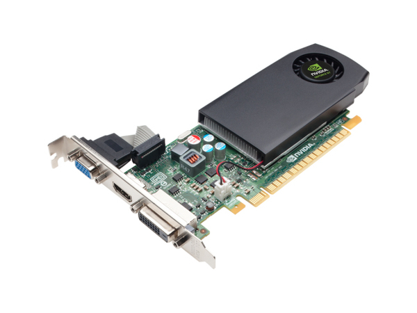 NVIDIA GeForce GTX 745 - Grafikkarten - GF GTX 745 - 2 GB DDR3 - PCIe 3.0 Low-Profile - DVI, 2 x DisplayPort