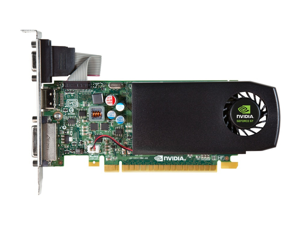NVIDIA GeForce GTX 745 - Grafikkarten - GF GTX 745 - 2 GB DDR3 - PCIe 3.0 - DVI, 2 x DisplayPort