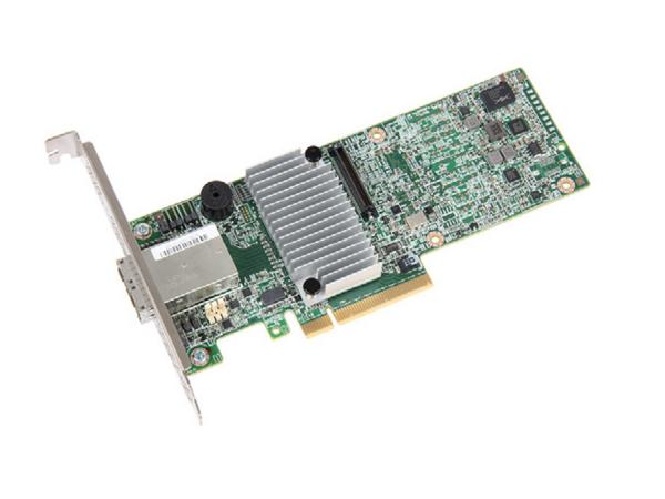 Fujitsu PRAID EP420E - Speichercontroller (RAID) - 8 Sender/Kanal - SATA 6Gb/s / SAS 12Gb/s Low-Profile - 1.2 GBps - RAID 0, 1, 5, 6, 10, 50, 60