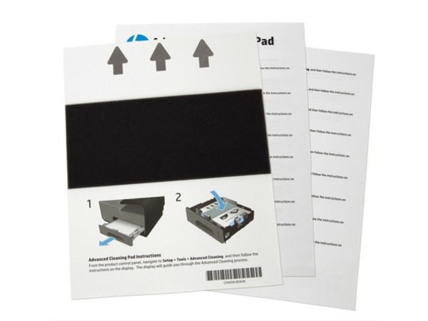 HP Advanced cleaning kit - Drucker - Reinigungssatz - für Officejet Pro X451dn, X451dw, X476dn MFP, X476dw MFP, X576dw MFP