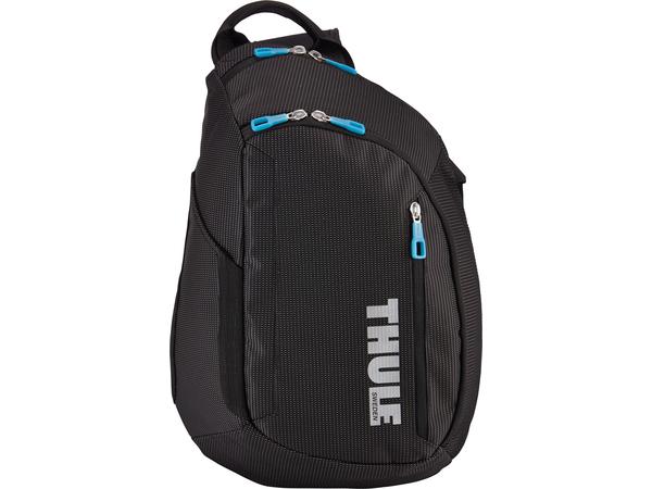 Thule Crossover, Nylon, Schwarz, 33 cm (13 Zoll), MacBook Pro, 295 mm, 221 mm