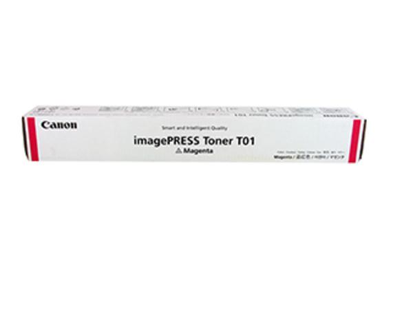 Canon T01 - Magenta - Original - Tonerpatrone - für imagePRESS C800