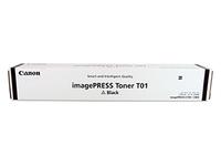 Canon T01 - Schwarz - Original - Tonerpatrone - für imagePRESS C800