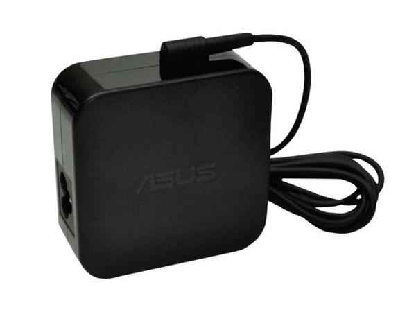ASUS P65W-01 Square - Netzteil - 65 Watt - Europäische Union - für ASUSPRO ADVANCED B551; BU201; BU401; ASUSPRO ESSENTIAL PU301; PU451; PU55X; Q524; Q534
