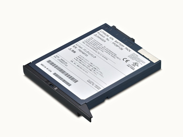 Fujitsu Secondary Battery - Laptop-Batterie - 1 x 6 Zellen 2600 mAh - für LIFEBOOK E733, E734, E736, E743, E744, E746, E753, E754, E756, T725