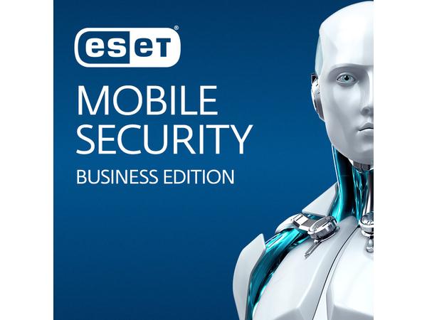 ESET Mobile Security Business Edition - Abonnement-Lizenz (3 Jahre) - 1 Platz - Volumen - Level B11 (11-24) - Pocket PC, Symbian OS