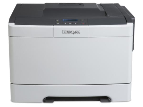 Lexmark CS310n, Laser, Farbe, 1200 x 1200 DPI, A4, 251 Blätter, 25 Seiten pro Minute