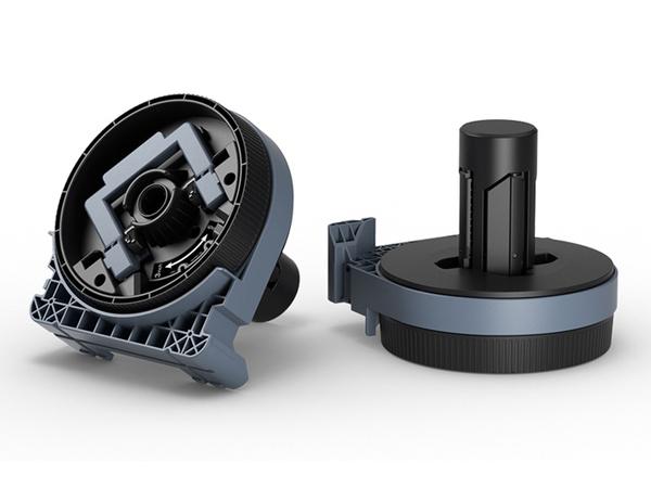 Epson - Druckerrollen-Medienadapter - für SureColor P10000, P20000, SC-P10000, SC-P20000, SC-P20000SE