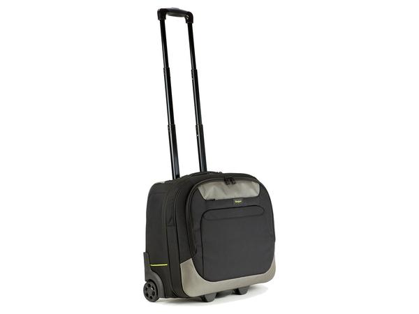 Targus CityGear, Trolley case, 43,9 cm (17.3 Zoll), 3,3 kg, Schwarz