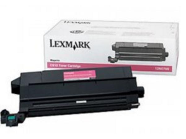 Lexmark - Magenta - Original - Tonerpatrone - für Lexmark C4150