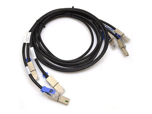 Fujitsu 4 x 3.5 inch - Internes SAS-Kabel - SAS 12Gbit/s - für PRIMERGY RX1330 M1, RX1330 M2, RX1330 M3