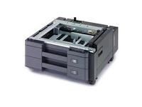 Kyocera PF 7100 - Medienfach / Zuführung - 1000 Blätter in 2 Schubladen (Trays) - für ECOSYS P8060; TASKalfa 2552, 3252, 4002, 4052, 5002, 5052, 6002, 6052