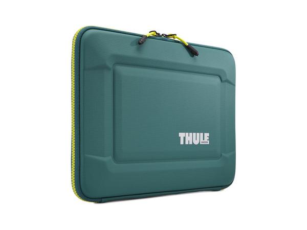 Thule 3203250, Notebook-Hülle, 38,1 cm (15 Zoll), 453,5 g, Grün, Gelb