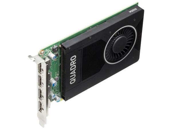 NVIDIA Quadro M2000 - Grafikkarten - Quadro M2000 - 4 GB - DisplayPort