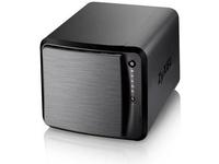 Zyxel NAS542-EU0101F, 16 TB, Festplatte, Festplatte, Serial ATA II, 4000 GB, 2.5/3.5 Zoll